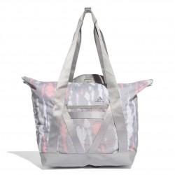 Adidas ID Tote Bag Váll-és Hátitáska (Szürke-Rózsaszín) FN1963