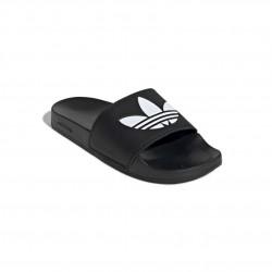 Adidas Originals Adilette Lite Uniszex Papucs (Fekete-Fehér) FU8298