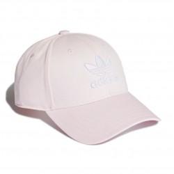 Adidas Originals Trefoil Cap Baseball Sapka (Világosrózsaszín-Fehér) FM1325