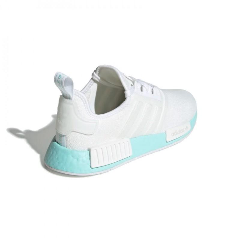 Adidas Originals NMD R1 W Női Cipő (Fehér Türkiz) EF4273