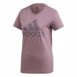 Adidas MH Badge Of Sport Tee Női Póló (Lila) FQ3242
