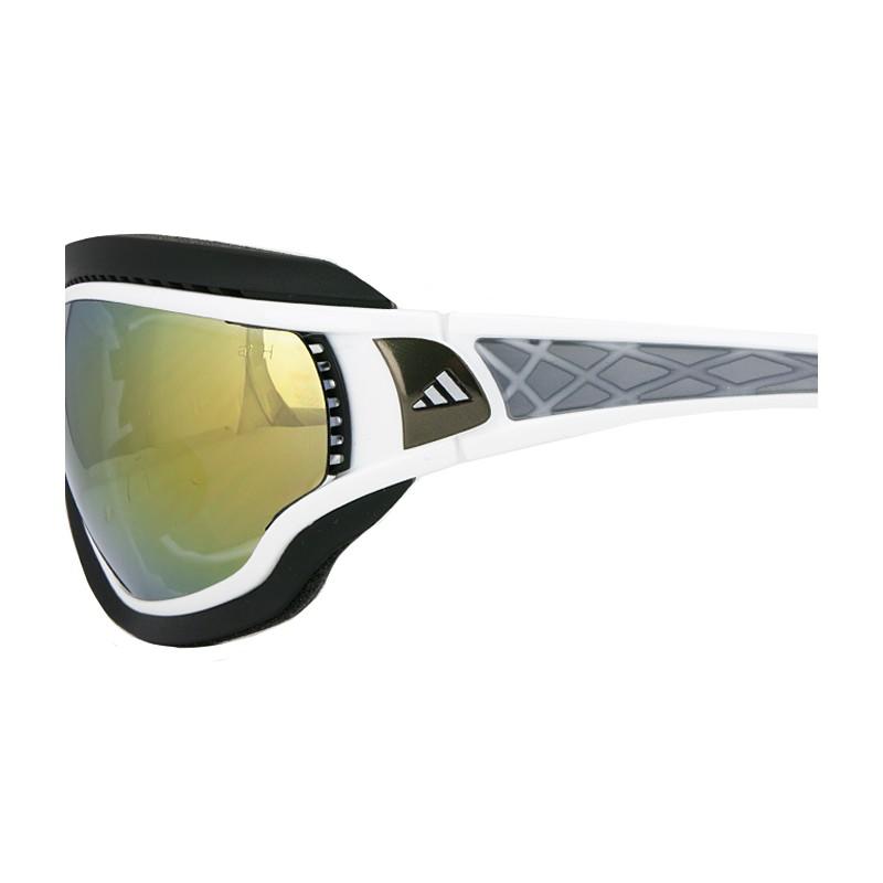 Adidas Tycane Pro Outdoor L Napszemüveg (Fehér Fekete) A196 6058 089781