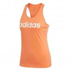 Adidas Essentials Linear Slim Tank Top Női Trikó (Narancs) EI0687