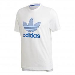 Adidas Originals Warm Up Tee Férfi Póló (Fehér-Kék) GK0652