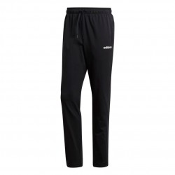 Adidas Essentials Plain Tapered Pants Férfi Nadrág (Fekete-Fehér) DU0378