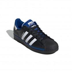 Adidas Originals Superstar Férfi Cipő (Fekete-Kék) FV4190