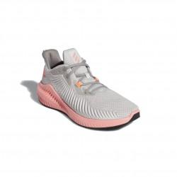 Adidas Alphabounce 3 Női Cipő (Szürke-Rózsaszín) EG1387