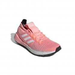 Adidas PulseBOOST HD W Női Futó Cipő (Rózsaszín-Fehér) EG1011