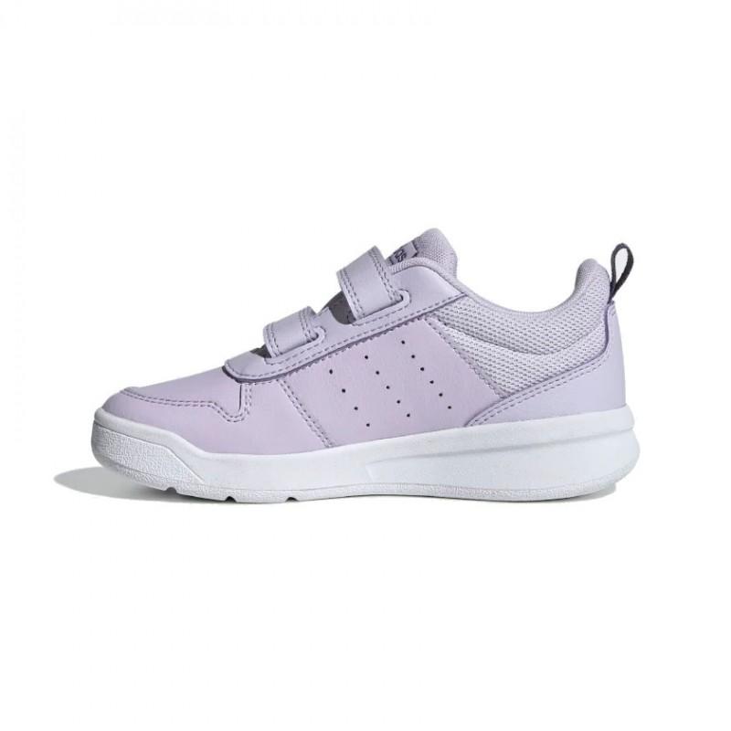 Adidas Tensaur C Lány Gyerek Cipő (Lila Fehér) EG4088