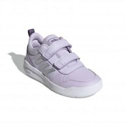 Adidas Tensaur C Lány Gyerek Cipő (Lila-Fehér) EG4088