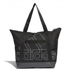 Adidas Training Sport Tote Bag W Női Táska (Fekete-Fehér) FK0523