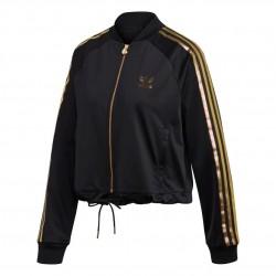 Adidas Originals SST TT 2.0 Női Felső (Fekete-Arany) GK1719