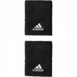 Adidas Tennis Wristband L Csuklószorító Felnőtt és Gyerek Méretben (Fekete) S22010