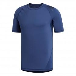 Adidas Alphaskin Sport Tee Férfi Póló (Kék) FL4603
