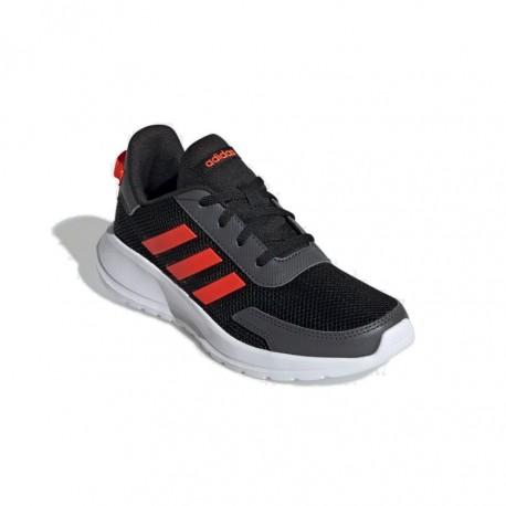 Adidas Tensaur Run K Fiú Gyerek Cipő (Fekete-Piros) EG4124