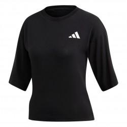Adidas Graphic Tee Női Póló (Fekete-Fehér) FL1862