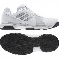 Adidas Approach Férfi Tennisz Cipő (Fehér-Szürke) CG3109