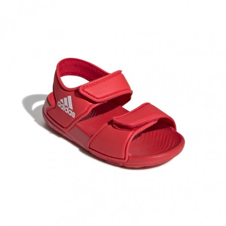 Adidas AltaSwim I Kislány Gyerek Szandál (Piros-Fehér) EG2139