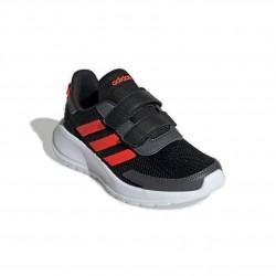 Adidas Tensaur Run C Fiú Gyerek Cipő (Fekete-Piros) EG4143