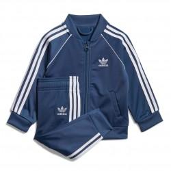 Adidas Originals SST TS Kisfiú Bébi Együttes (Kék-Fehér) FM5584
