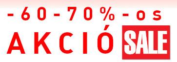 Adidas -60-70% Akció!