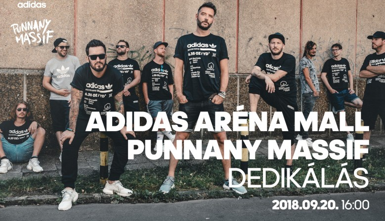 Punnany Massif Dedikálás az Arénában