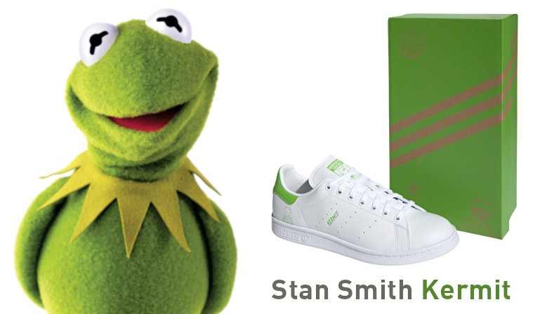 adidas Originals x Disney Stan Smith Kermit FX5550